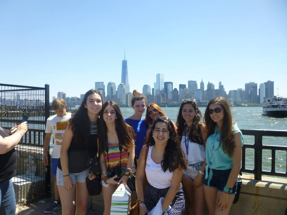 Courses ofEnglishinDon´t worry - New York, staying in residence (from 14 to 17 years old)